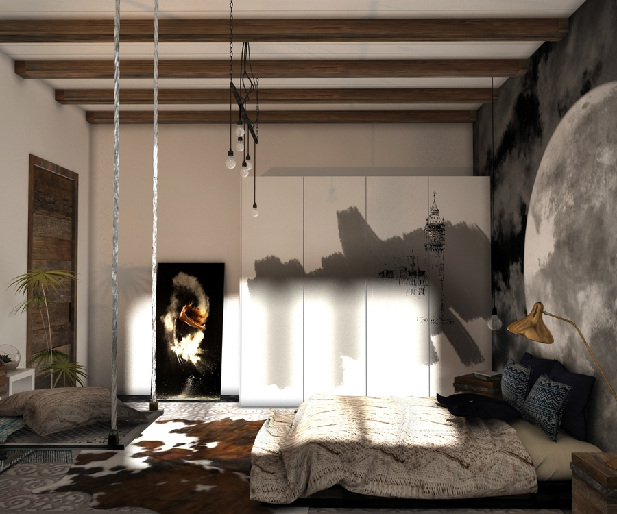 TDy-Corners-10-design-of-Bohemian-style-bedroom-decor-12