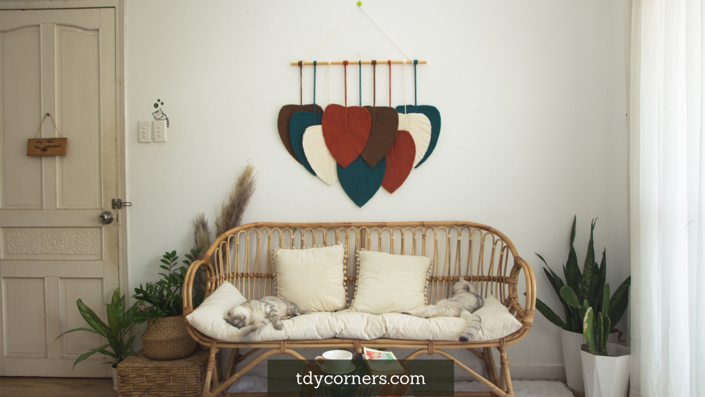 TDy Corners 6 notes when buying and using macrame leaves wall hanging