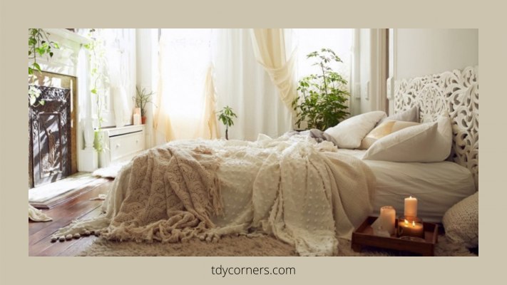 TDy Corners 7 simple ways to decorate bedroom with Boho style