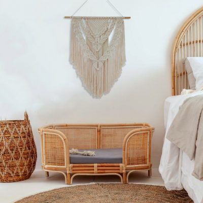 TDy Corners Decorating Nursery Room with Boho Style by Macrame Wall Hanging (3)