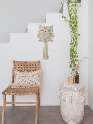 TDy Corners Macrame Owl Wall Hanging (27)